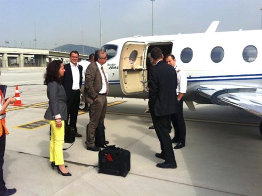 2013 - Dolmetscherin bei Verhandlungsgesprächen zur Firmenübernahme in Wien und Istanbul